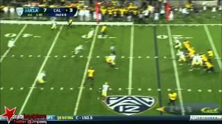 Cassius Marsh vs Cal (2012)