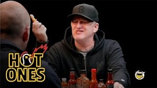 Video Michael Rapaport Talks LeBron James, Phife Dawg, & Reality TV  While Eating Spicy Wings | Hot Ones MP3, 3GP, MP4, WEBM, AVI, FLV Juli 2018