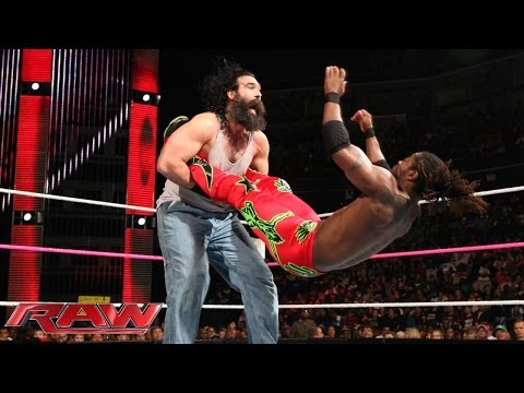 0 Luke Harper Receives Positive Reviews For Raw Match, Mick Foley Misses Kurt Angle