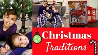 CHRISTMAS TRADITIONS 2017 || FAMILY TRADITIONS INSIDE THE HOME