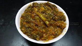 Video Spinach Tomato Curry Palakoora Tamata Curry in Telugu With English sub Titles (పాలకూర టమాటా కూర) MP3, 3GP, MP4, WEBM, AVI, FLV Agustus 2018
