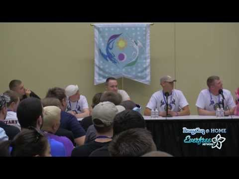 BronyCon 2013 - The Military and Ponies