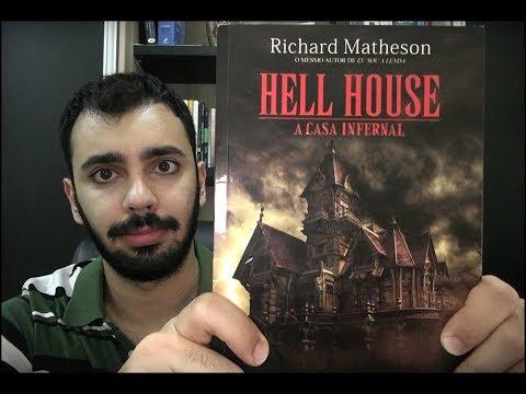 HELL HOUSE - A Casa Infernal | Richard Matheson | Real x Ficcional