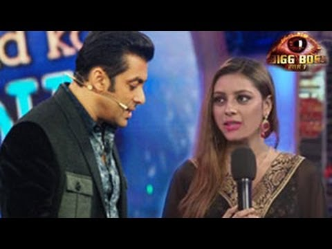 Bigg Boss 7 PRATYUSHA EVICTED in Bigg Boss 7 16th November 2013 Day 62 FULL EPISODE