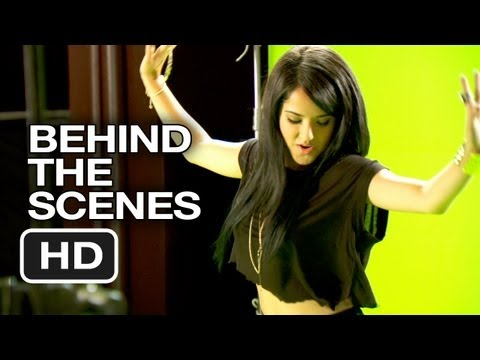 Hotel Transylvania Music Video - Behind The Scenes (2012) - Becky G & Will.i.Am HD Video