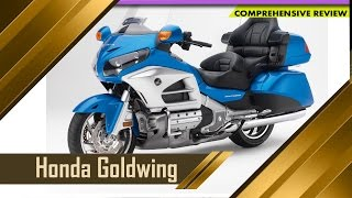 9. Honda Goldwing | Price & Specifications : TV5 News