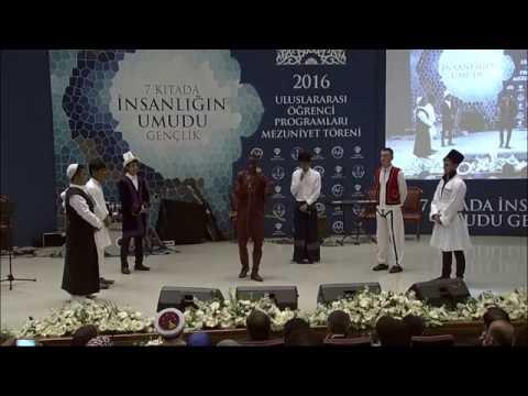 Uluslararası Öğrenci Programlar Mezuniyet Töreni