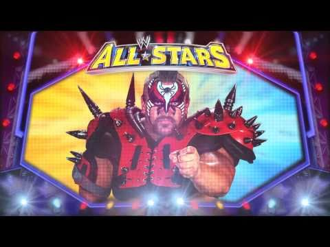 0 Roster Trailer for WWEs All Stars Game