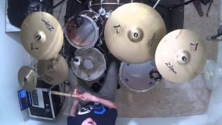 The Script - Superheroes (Drum Cover)