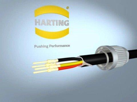 Harting Han M12 Crimp Connectors