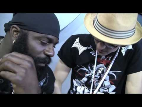 Kimbo Slice gives Advice on Women Bling and PunkAss is not a Punk
