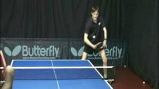 #2 Backhand Loop from Topspin