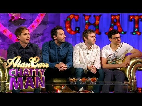 The Inbetweeners Won't Be Making Another Movie | Full Interview | Alan Carr: Chatty Man