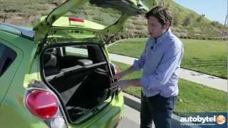 2013 Chevrolet Spark 2LT Test Drive&Urban City Car Video Review