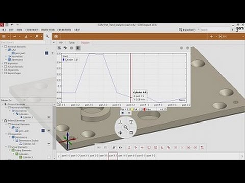 Free GOM Inspect 2016 - Episode 5 - Trend Projects