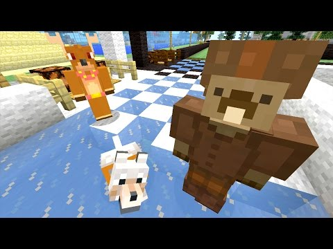 Minecraft Xbox - Ice Race Track [496] (видео)