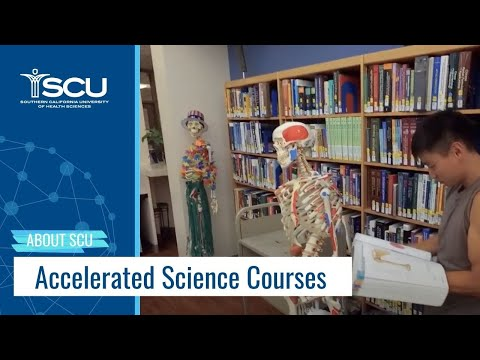 Accelerated Science Courses