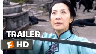 Nonton Crouching Tiger  Hidden Dragon  Sword Of Destiny Official Trailer  1  2016    Action Movie Hd Film Subtitle Indonesia Streaming Movie Download