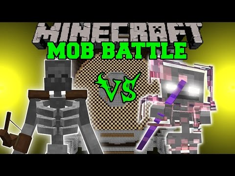 mods - Mutant Skeleton Vs Tons of Skeletons : Who will win the mob battle?! Don't forget to subscribe for more battles and epic Minecraft content! Facebook! https://www.facebook.com/pages/PopularMMOs/3274...