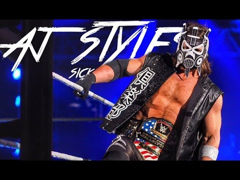 ● AJ Styles || The Phenomenal One || Tribute ► 2017 ᴴᴰ ●