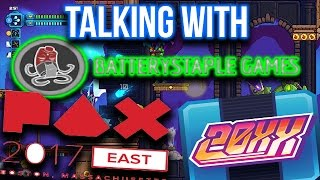 PAX East 2017 Interview with Chris of Batterystaple Games