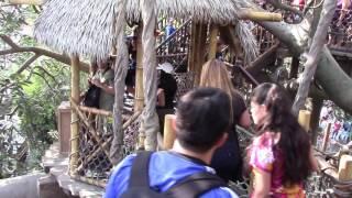 Take a walkthrough the newly refreshed Swiss Family Robinson Treehouse at the Magic Kingdom, Walt Disney World.