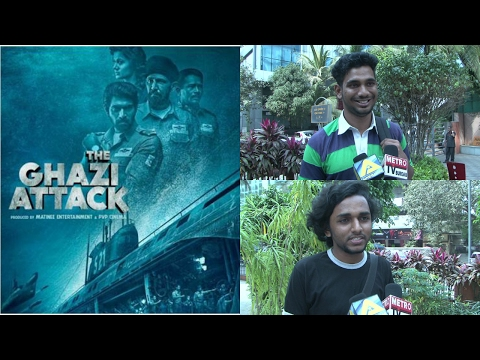 Public Review On Ghazi Attack Movie