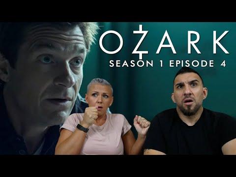 Ozark Season 1 Episode 4 'Tonight We Improvise' REACTION!!