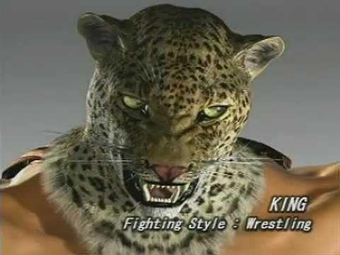 Tekken 4 - Trailer 2 - PS2