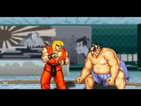 Retrocade: The Street Fighter (rus)