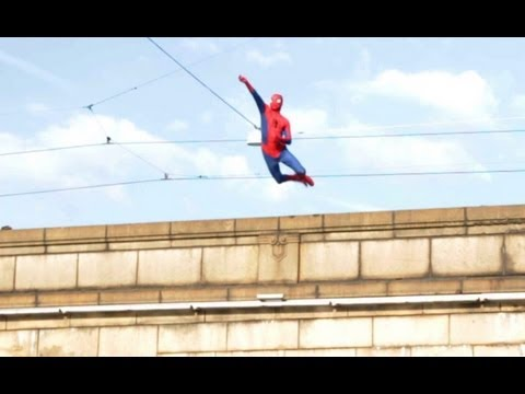 Amazing Spiderman 2 (Epic Prank)