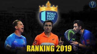 TOP 8 PAREJAS WORLD PADEL TOUR 2019: PRONÓSTICO