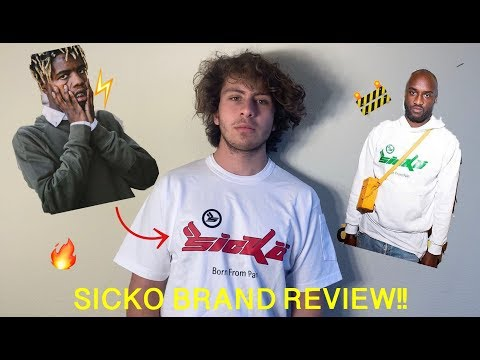REVIEWING IAN CONNOR'S SICKO BRAND (FIRST LOOK + MY THOUGHTS & OPINION)