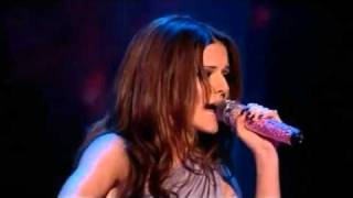 Cheryl Cole - Through The Years Live