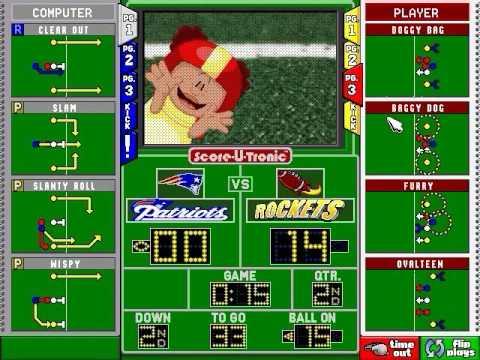 backyard football walkthrough by legoking831 game video walkthroughs