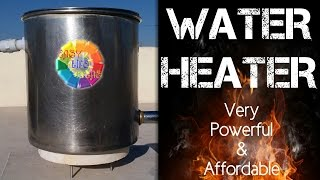 Welcome Easy Life Ideas Video URL: https://youtu.be/f561MQJQgmMYou can make & use Water Heater At HomeVery easy to install at home Preparation :1. Ceramic Heater Plate2. Heater Element ( 1000 W )3. Steel Water Drum4. Flush Tank Volve5. Threaded Pipe Bushing6. Power Cord7. Check Nut8. Nut & Bolt9. Drill Machine10. Wire Cutter11. Washers & Sleeve12. Electric Tape13. TesterNote : Should Only Be Done By A ProfessionalThe Great Indian Channel Which Serves You The Best To Make Your Day To Day Life Easier And More Comfortable. It Is The Need Of Such A Busy Life.This Channel Promise To Its Viewers To Promote It's Innovation At You ! Thanks For Watching My Videos & Please LIKE & SUBSCRIBE My Channel For More 'IDEAS'About EASY LIFE IDEAS Channel:This channel is all about How To, Home Made, DIY, Great Ideas, simple, funny and entertainment for Viewers…WARNING: My videos are provided only for entertainment and watching purposes only. Please don't try to do what I did in my videos. No one is liable for any loss or damage caused by your reliance on information contained in my videos. Entertain yourself but always be safe, and everything you do is at YOUR OWN RISK!!!!