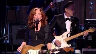 "Bonnie Raitt, Tracy Chapman, Jeff Beck and Beth Hart - ""Sweet Home Chicago""  (2012)"