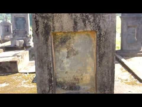 Cemitério Protestante de Benjamin Constant - 01