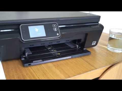 how to unclog hp printer nozzles