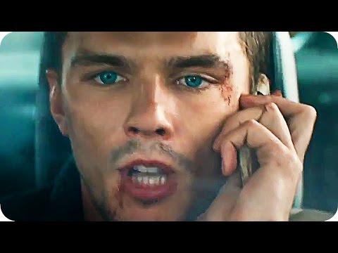 COLLIDE Trailer (2016) Nicholas Hoult, Felicity Jones Action Movie