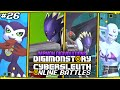 Digimon Story  Cyber Sleuth Online Battles 26   39  39 Impmon Digivolutions Evolutions Team 39  39