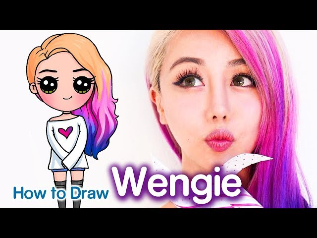 How-to-draw-wengie-easy