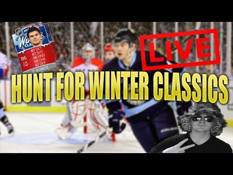 packs - NHL 14: HUT | Hunt for Winter Classic Livestream! (Packs, Giveaways, Facecam) Here we go boys! --------------------------------------------------------- ▻Se...