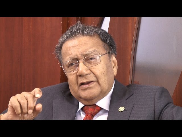 Why Give: Manu Chandaria, Chairman, Chandaria Foundation