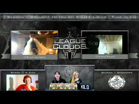 League of Clouds: Season 1 ep 2 - October 28th, 2015