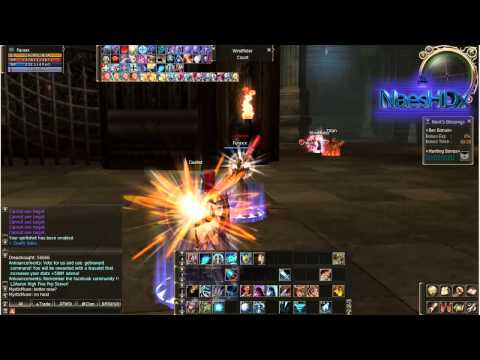 Lineage 2 Gameplay PVP L2Aeron HD