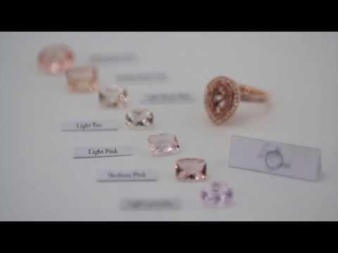 How to Choose your beautiful Morganite gemstone