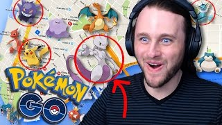PokeFind Website: http://pokefind.co/ Watch as SSundee reveals his new website that allows you to submit where you have found your Pokemon and also ...