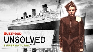 Video The Haunted Decks of the Queen Mary MP3, 3GP, MP4, WEBM, AVI, FLV Maret 2018
