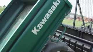 8. Kawasaki 3010 Mule 4x4